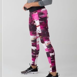 Lululemon Speed tight IV Luxtreme sz 6 leggings